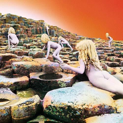LP Led Zeppelin Vinilo Houses Of The Holy 081227965730