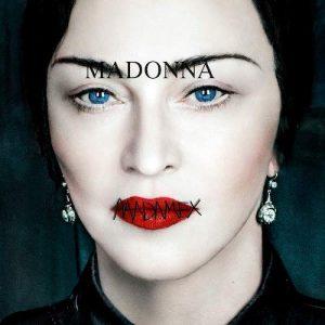 2 LP Madonna Vinilo Madame X 0602577582776