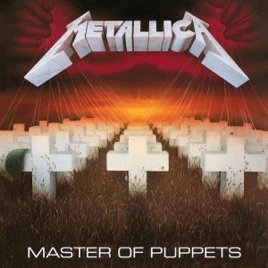 LP Metallica Vinilo Master Of Puppet 602557382594