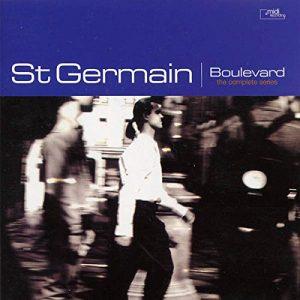 LP St Germain Vinilo Bouleverd 5413356983319