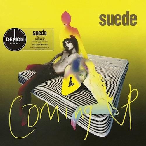 LP Suede Vinilo Coming Up 5014797890251