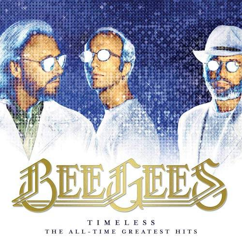 2LP Bee Gees Vinilo Timeless The All-Time Greatest Hits 0602567804574