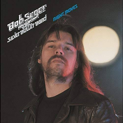LP Usado Bob Seger & The Silver Bullet Band Vinilo Night Moves 1A 062-85027
