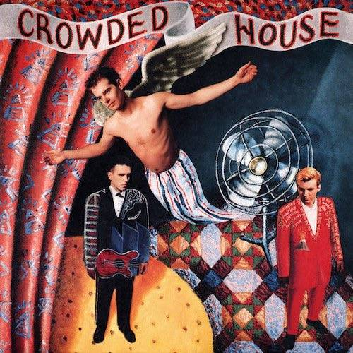 LP Usado Crowde House Vinilo Crowded House 5099924055512