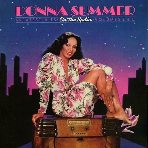 LP Usado Donna Summer Vinilo On The Radio Greatest Hits Vol. 1 - 2 6685 049