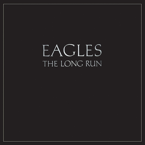LP Usado Eagles Vinilo The Long Run 5E-508