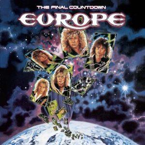 LP Europe Vinilo The Final Countdown EPC 26808