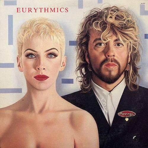 LP Eurythmics Vinilo Revenge 0035627105012