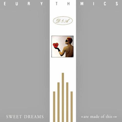 LP Usado Eurythmics Vinilo sweet Dreams (Are Made Of This) 0035627001413
