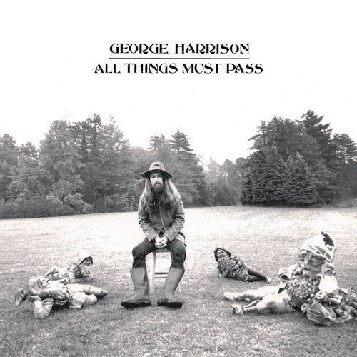 LP George Harrison Vinilo All Things Must Pass 602557090406