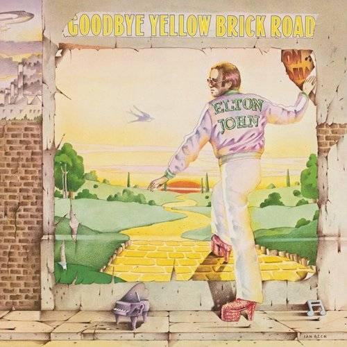 2LP Elton John Vinilo Goodbye Yellow Brick Road 602537534951