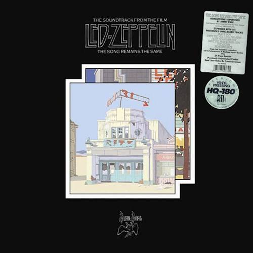 4LP Led Zeppelin Vinilo The Soundtrack From The Film The Song Remian The Same 081227994891n