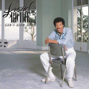 LP Usado Lionel Richie Vinilo Can't Slow Down STMA 8041