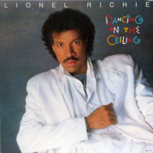 LP Usado Lionel Richie Vinilo Dancing On the Ceiling