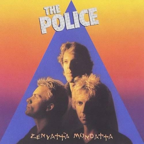 LP Usado Police Vinilo Zenyatta Mondatta