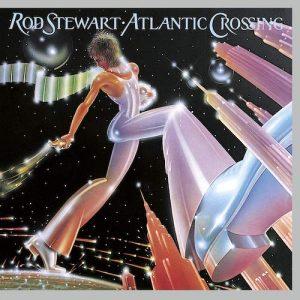 LP Usado Rod Stewart Vinilo Atlantic Crossing BSK3108