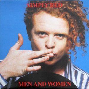 LP Usado Simple Red Vinilo Men And Women 075596072717