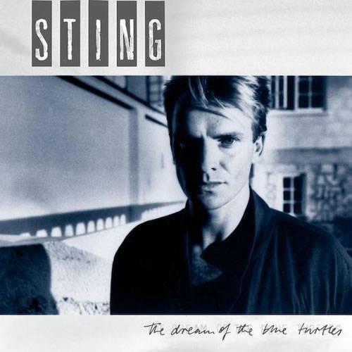 LP Usado Sting Vinilo The Dream Of The Blue Turtles