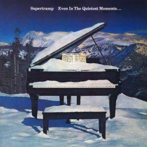 LP Usado Supertramp Vinilo Even The Quietest Moments SP 4634