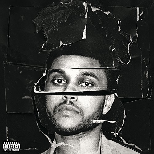 The Weeknd Beauty BeThe Weeknd Vinilo Beauty Behind The Madness 0602547503367