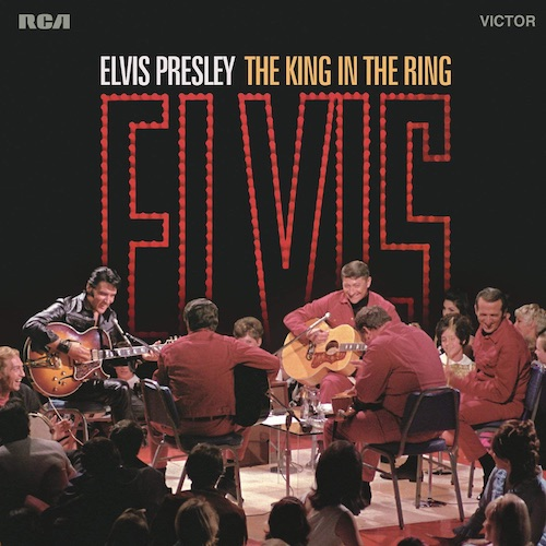 Elvis Presley Vinilo The KIng In The Ring 0190758966311