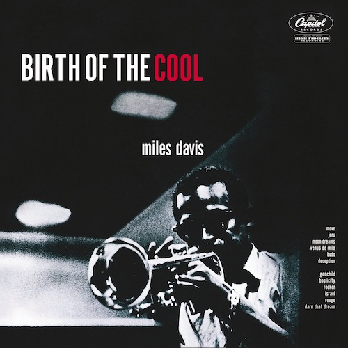 Miles Davis Vinilo Birth Of Cool 602547972972