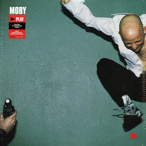 Moby Vinilo Play 5016025311729