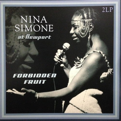 Nina Simone Vinilo Forbidden Fruit / At Newport 8712177060429