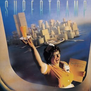 Supertramp Vinilo Breakfast In America 075021370814