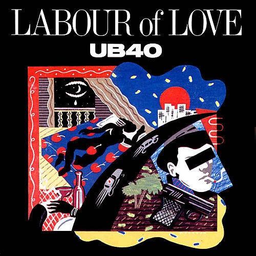 UB40 Vinilo Labour Of Love 0602547161116