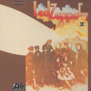 Led Zeppelin Vinilo Led Zeppelin II 180 gramos Codigo 0081227966409