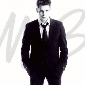 Front Cover LP Michael Bublé ‎– It's Time