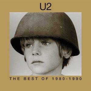 Doble LP Vinyl U2 - The Best Of 1980 -1990 UPC 602557970890