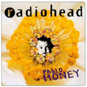 Portada LP Radiohead Pablo Honey