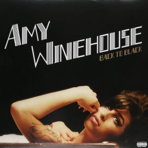 carátula Amy Winehouse - Back To Black UPC 0602517341296