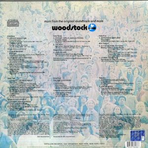 Contra Portada Woodstock