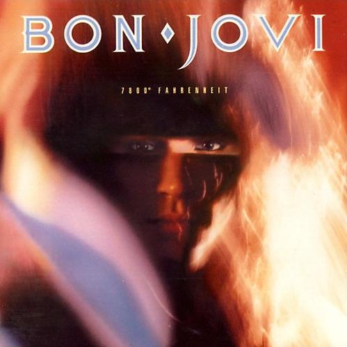 Caratula Bon Jovi – 7800° Fahrenheit