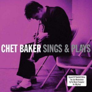 Caratula Doble Vinilo Chet Baker Sings/Sings&Play UPC 5060143491375