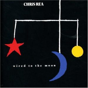 Vinilo Chris Rea ‎– Wired To The Moon