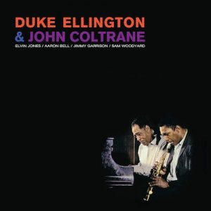 Vinyl LP Duke Ellington & John Coltrane