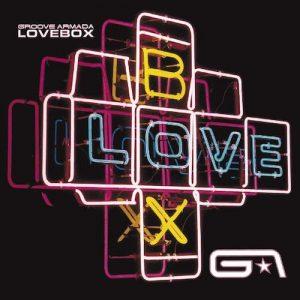 Carátula Groove Doble LP Armada Lovebox