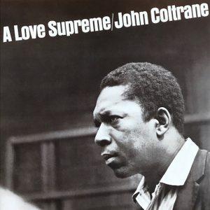 Portada Vinyl LP John-Coltrane-A-Love-Supreme