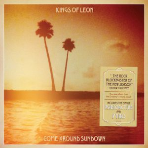 Carátula Kings Of Leon - Doble LP Come Around Sundown