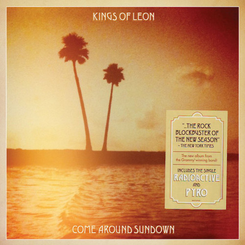 Carátula Kings Of Leon - Doble LP Come Around Sundown