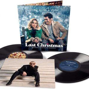 Foto Last Christmas Vinilo Abierto George Michael