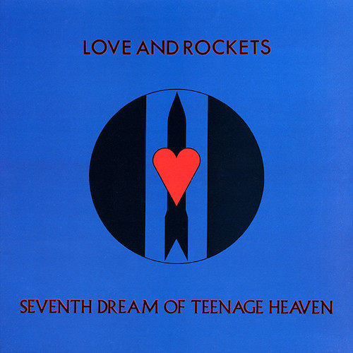 Vinilo LP Love And Rockets ‎– Seventh Dream Of Teenage Heaven