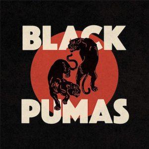 Portada LP Vinyl Black Pumas Black Pumas UPC 880882358716