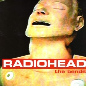 Carátula Portada Vinilo Radiohead The Bends UPC 724382962618