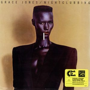 Grace Jones ‎– Nightclubbing 042284236812