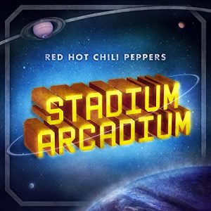 Carátula Red Hot Chili Peppers - Stadium Arcadium UPC 093624439110